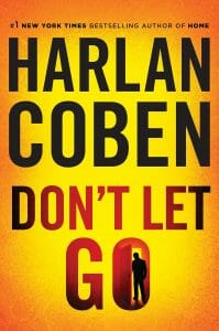 don't let go - haran coben - book cover